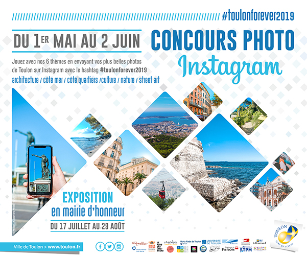 Concours Instagram Toulon forever 2019